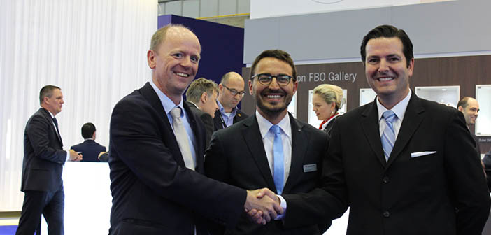 Jet Aviation Basel And Ccc Sign Parts Consignment Agreement