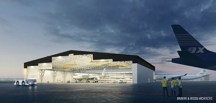 Sabena technics to expand capacity at Bordeaux