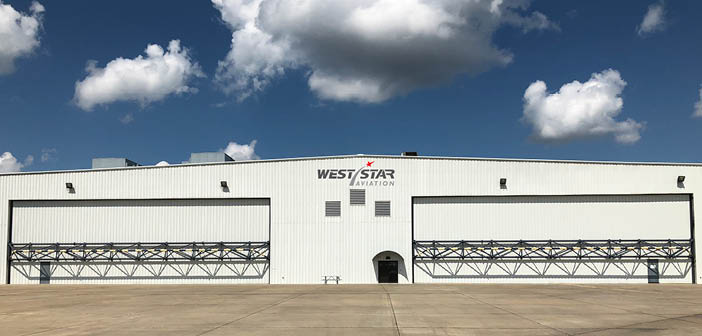 West Star Aviation developing fourth full-service MRO