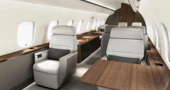 TAG Aviation offers first Global 5000 with Premier cabin for charter in Europe