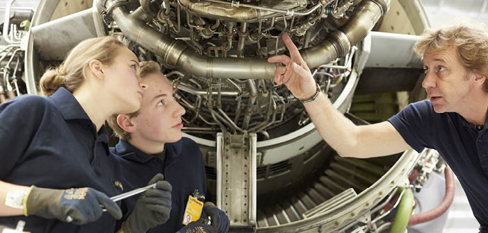 Lufthansa Technik Group welcomes 158 new trainees
