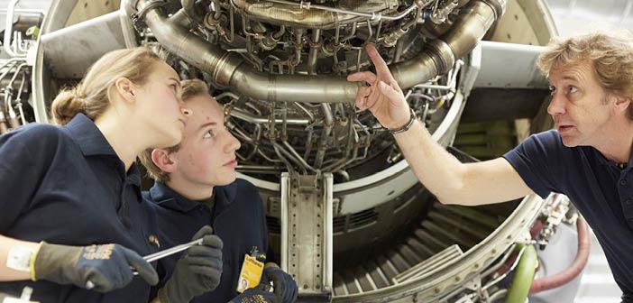 Lufthansa Technik Group welcomes 158 new trainees