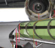 Third Global heavy maintenance check for Flying Colours Corp