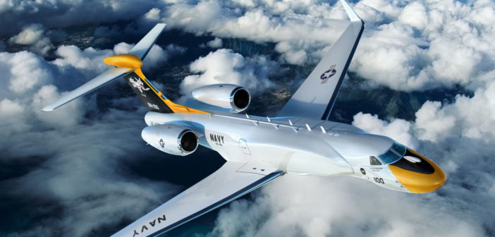 US Navy receives special-mission G550