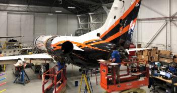 C&L to reconfigure multiple EMB 145 interiors for JetSuiteX