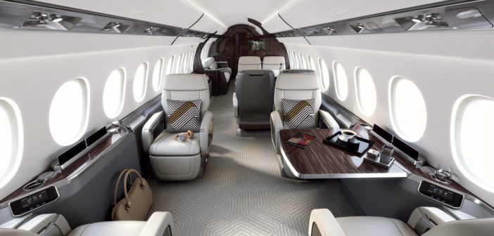 Falcon 6X enters detail design phase
