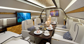 Comlux outfits VIP BBJ for customer in the Far Eastq