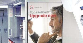 Lufthansa Technik teams with LG for OLED displays