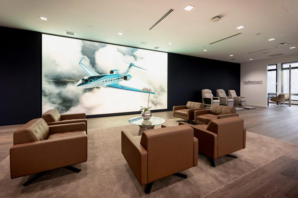 Latest Gulfstream sales and design center opens in Manhattan