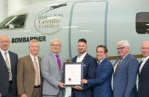 Transport Canada certifies Global 7500