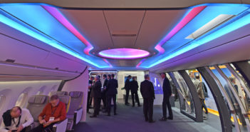 Aircraft Interiors Expo to mark 20th anniversary in 2019