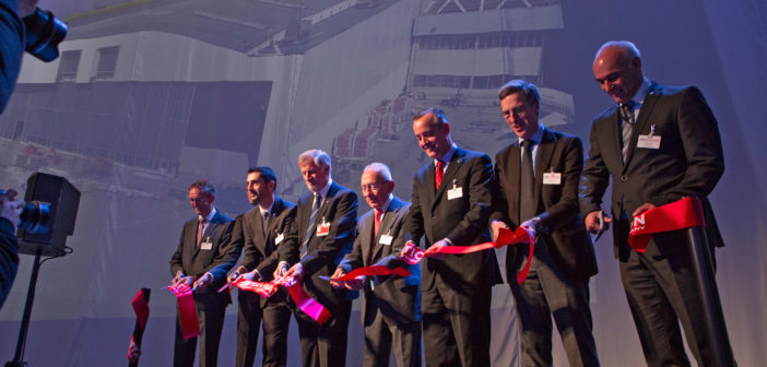 Increased wide-body capacity at Jet Aviation's Basel site, as new hangar opens