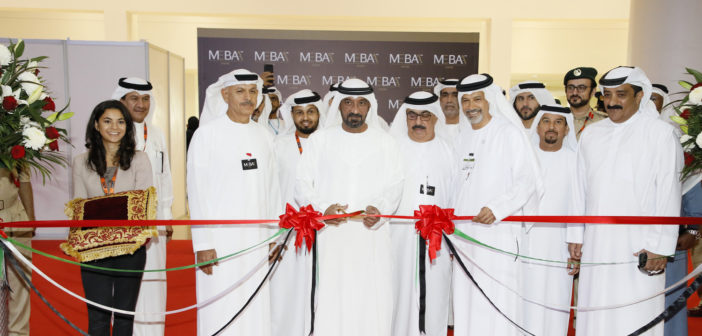 MEBAA Show underway in Dubai