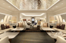 Jet Aviation unveils VIP BBJ 777X concept