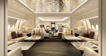 Jet Aviation unveils VIP BBJ 777X concept