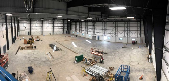 Expansion enables Yingling Aviation to add paint services