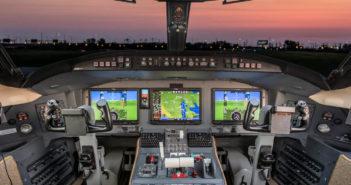 Pro Line Fusion STC for Nextant's Challenger 604XT program