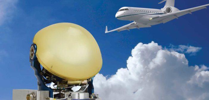 Astronics AeroSat's FliteStream T-310 satcom certified