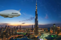 Production Organisation Approval for maker of Airlander 10