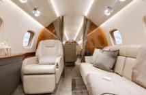 Legacy 650 expands Global Jet's charter fleet