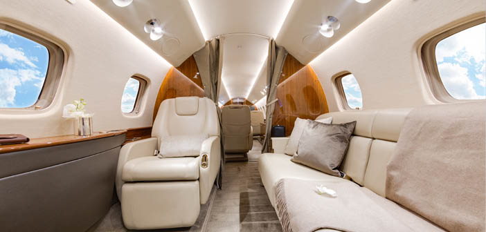 Legacy 650 expands Global Jet's charter fleet