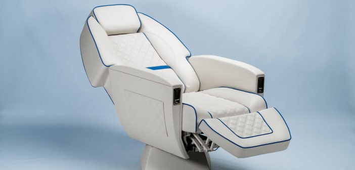 Improved VIP seat unveiled by Starling Aerospace