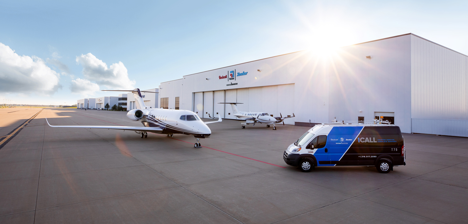 Service boost for Textron Aviation customers in Australia