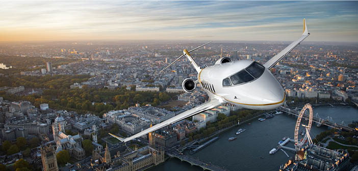 First Challenger 350 delivered in Belgium