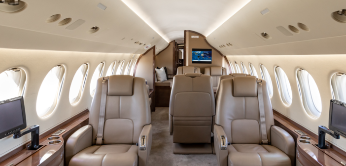 Planet Nine Private Air expands Falcon 7X fleet