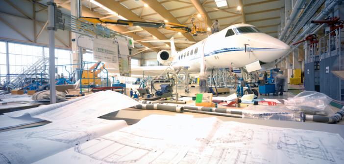 AMAC contracted to refurbish Global 5000