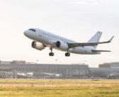 ACJ319neo makes record-breaking test flight