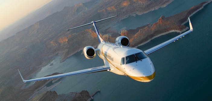 ADS-B Out upgrade for Legacy 650 in for 96-month inspection at Ruag