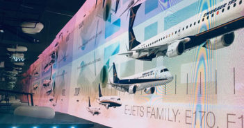 Embraer marks half a century in aviation