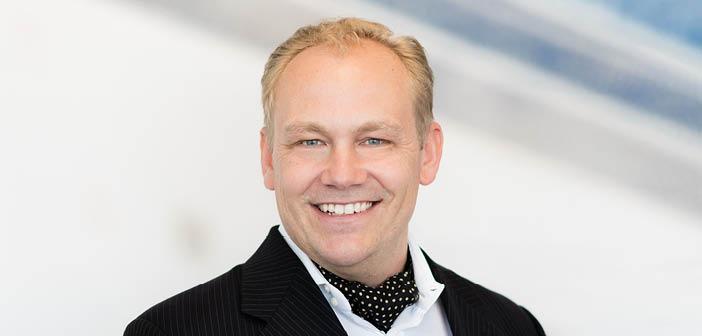 Grischa Schmidt takes over as director of Jet Aviation's Design Studio