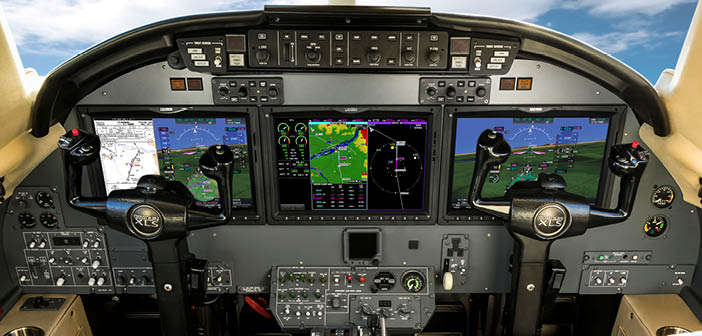 Yingling Aviation offers Garmin G5000 installations for Citation Excel and XLS