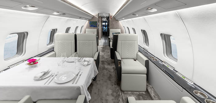 Bombardier creates apprenticeship programme to make Global 7500 wing