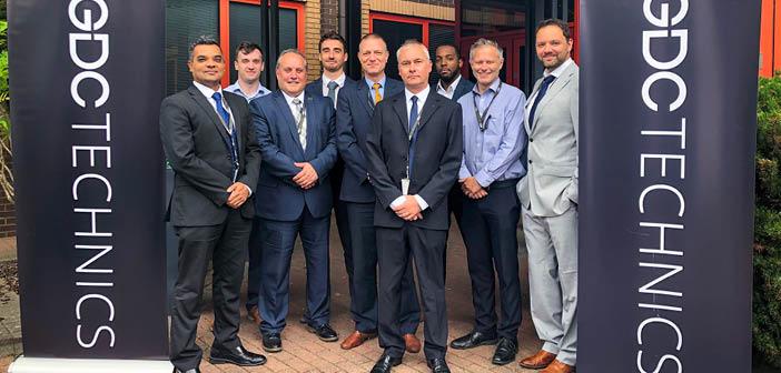 GDC Technics opens second UK office
