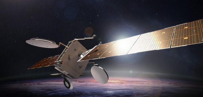 Boeing unveils 702X satellites