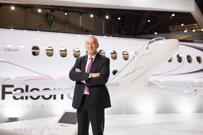 Thierry Betbeze named CEO of Dassault Falcon Jet | Business