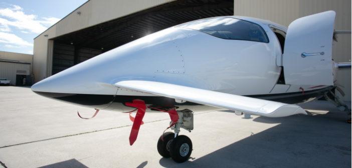 Piaggio Aerospace delivers first Avanti Evo in Canada