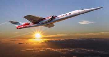Tim Fagan joins Aerion Supersonic as chief of industrial design