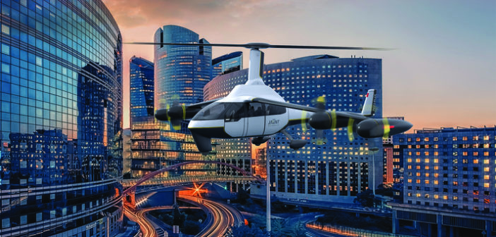 BAE Systems and Jaunt Air Mobility collaborate on electric energy management systems
