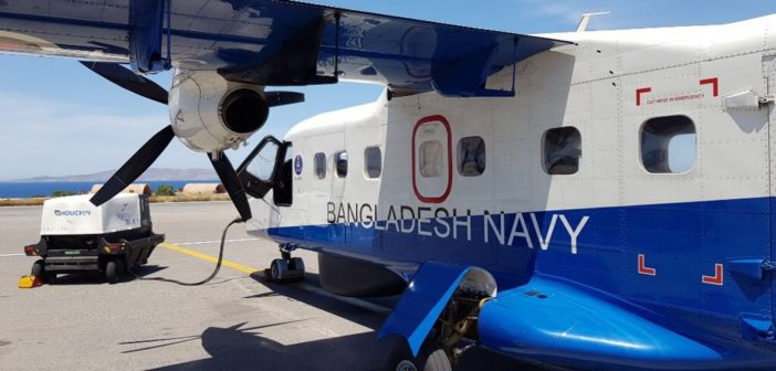 RUAG completes 72-month inspection on Dornier 228