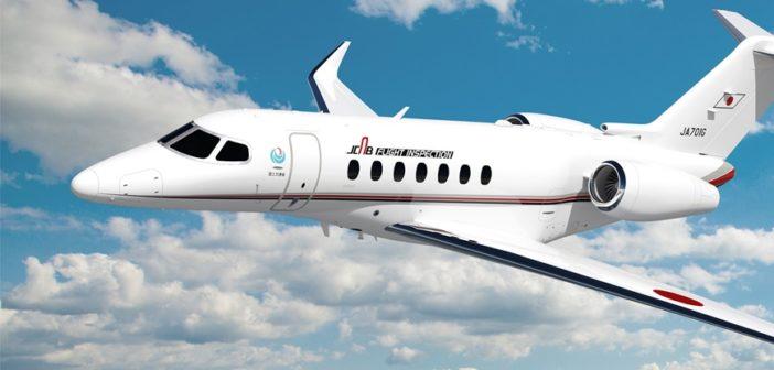 Textron Aviation develops Citation Longitude for Japanese Civil Aviation Bureau