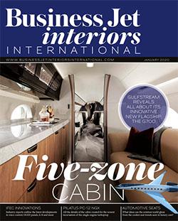 Business Jet Interiors International - January 2020