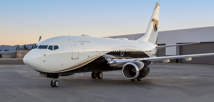 Silver Air makes BBJ available for charter