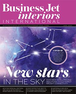 Business Jet Interiors International - April 2020