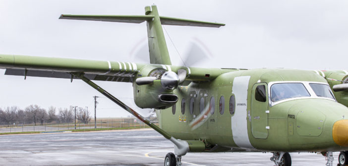 Cessna SkyCourier completes first ground engine tests