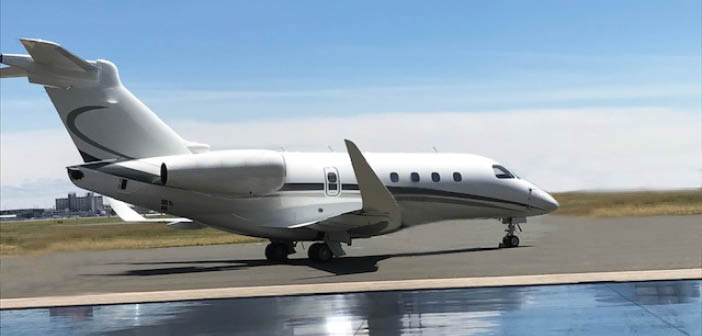 First Praetor 500 conversion completed by Embraer in Connecticut