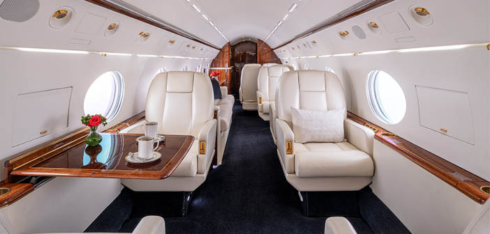 Four aircraft added to Clay Lacy Aviation's managed charter fleet